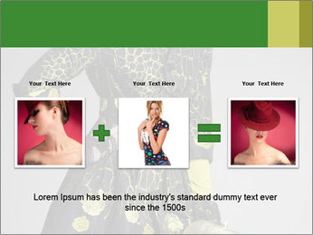 Fashion model PowerPoint Template - Slide 22