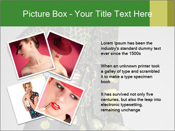 Fashion model PowerPoint Template - Slide 23