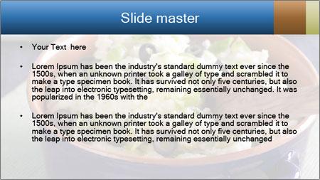 Dutch stamppot PowerPoint Template - Slide 2