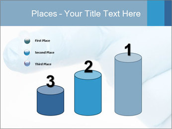 A gloved hand PowerPoint Template - Slide 65