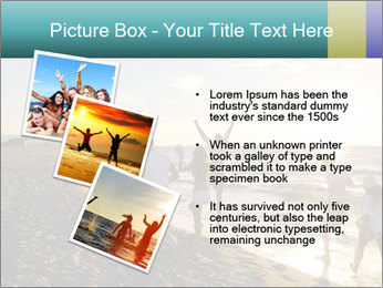 Young people PowerPoint Template - Slide 17