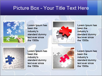 Puzzles PowerPoint Template - Slide 14
