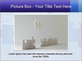 Puzzles PowerPoint Template - Slide 15