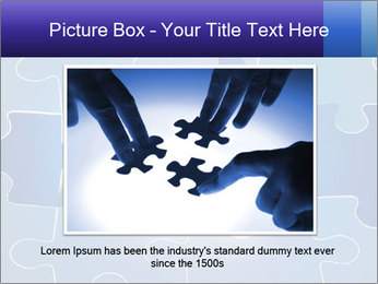 Puzzles PowerPoint Template - Slide 16