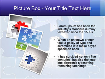 Puzzles PowerPoint Template - Slide 17