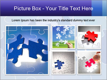 Puzzles PowerPoint Template - Slide 19