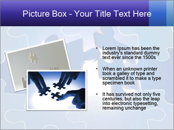 Puzzles PowerPoint Template - Slide 20