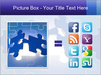Puzzles PowerPoint Template - Slide 21
