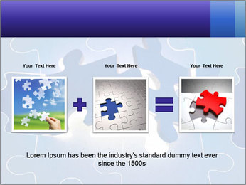 Puzzles PowerPoint Templates - Slide 22