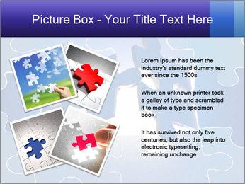 Puzzles PowerPoint Template - Slide 23