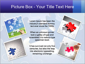 Puzzles PowerPoint Template - Slide 24