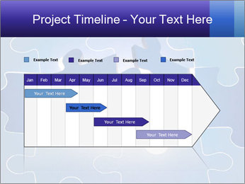 Puzzles PowerPoint Template - Slide 25