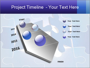 Puzzles PowerPoint Template - Slide 26