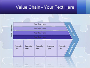 Puzzles PowerPoint Template - Slide 27