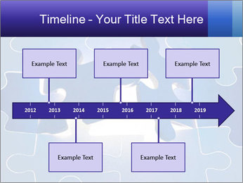 Puzzles PowerPoint Template - Slide 28