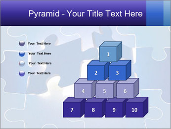 Puzzles PowerPoint Template - Slide 31