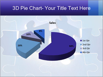 Puzzles PowerPoint Templates - Slide 35