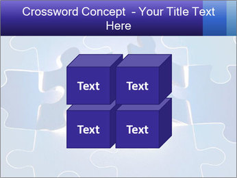 Puzzles PowerPoint Template - Slide 39