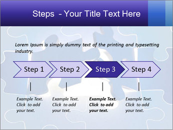 Puzzles PowerPoint Template - Slide 4