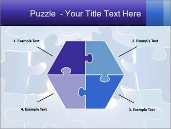 Puzzles PowerPoint Template - Slide 40