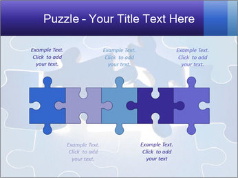 Puzzles PowerPoint Template - Slide 41