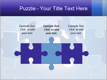 Puzzles PowerPoint Template - Slide 42