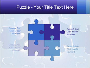 Puzzles PowerPoint Template - Slide 43