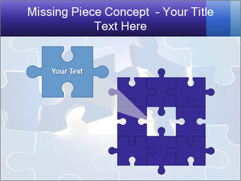Puzzles PowerPoint Template - Slide 45