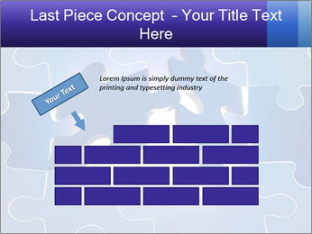 Puzzles PowerPoint Template - Slide 46