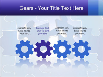 Puzzles PowerPoint Template - Slide 48