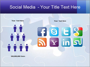 Puzzles PowerPoint Template - Slide 5