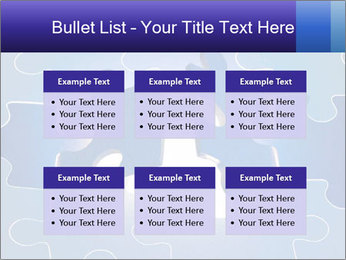 Puzzles PowerPoint Template - Slide 56