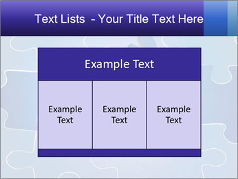 Puzzles PowerPoint Template - Slide 59