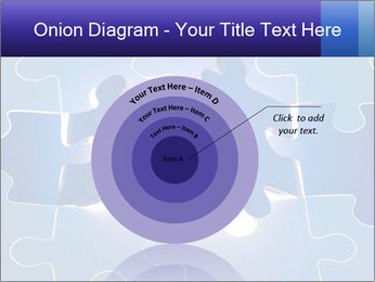 Puzzles PowerPoint Template - Slide 61