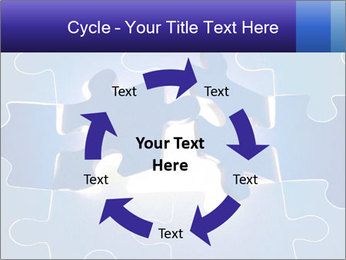 Puzzles PowerPoint Template - Slide 62