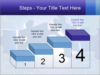 Puzzles PowerPoint Template - Slide 64