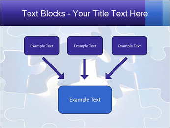Puzzles PowerPoint Template - Slide 70