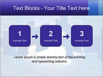 Puzzles PowerPoint Template - Slide 71