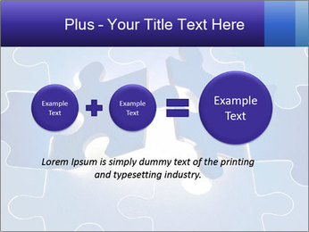 Puzzles PowerPoint Templates - Slide 75