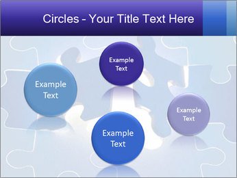 Puzzles PowerPoint Template - Slide 77