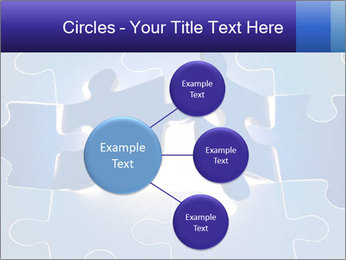 Puzzles PowerPoint Template - Slide 79