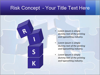 Puzzles PowerPoint Template - Slide 81