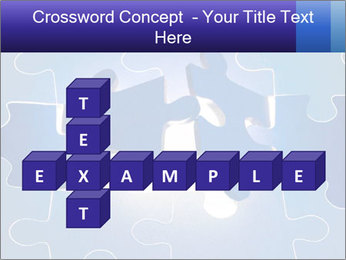 Puzzles PowerPoint Template - Slide 82
