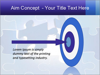Puzzles PowerPoint Template - Slide 83