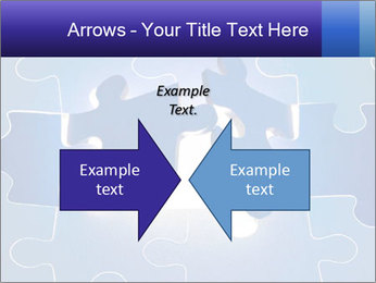 Puzzles PowerPoint Template - Slide 90