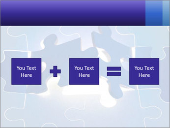 Puzzles PowerPoint Template - Slide 95