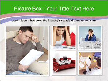 Man reading PowerPoint Template - Slide 19