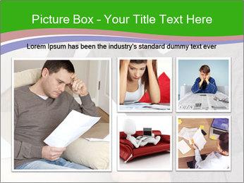 Man reading PowerPoint Templates - Slide 19