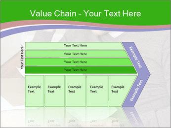 Man reading PowerPoint Templates - Slide 27