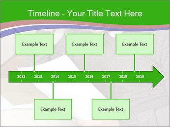 Man reading PowerPoint Templates - Slide 28